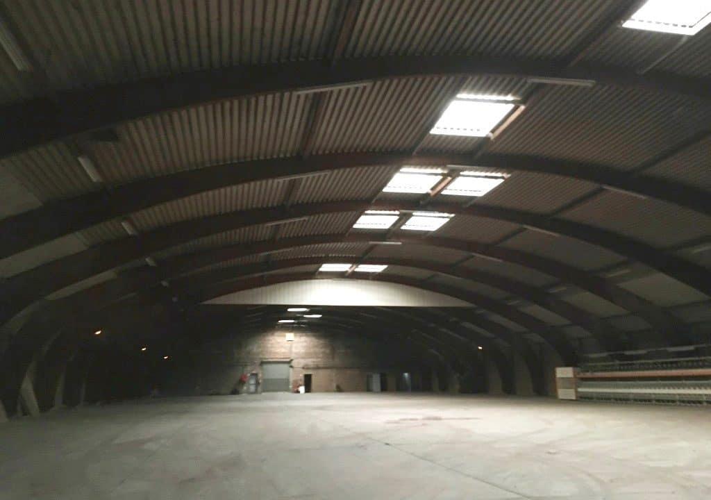 intérieur entrepôt référence 1409GC tourcoing