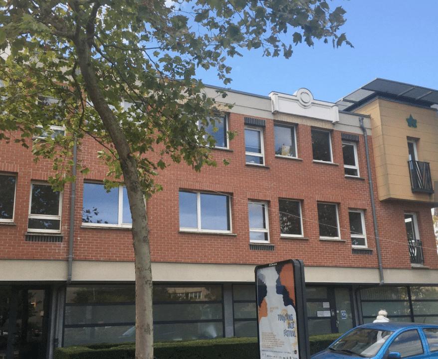 2099SC Tourcoing Quai de Cherbourg Bureaux à vendre