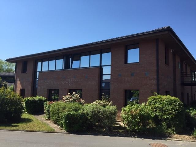 Façade bureaux Lezennes synergie park à louer 2097SC